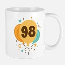 98th Birthday Party Mug