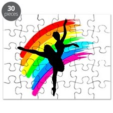 GRACEFUL DANCER Puzzle
