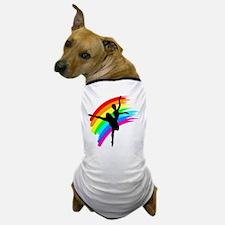 GRACEFUL DANCER Dog T-Shirt