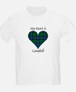 Heart - Campbell T-Shirt