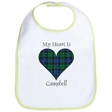 Heart - Campbell Bib