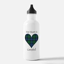 Heart - Campbell Sports Water Bottle