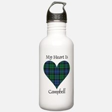 Heart - Campbell Water Bottle