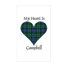 Heart - Campbell Decal