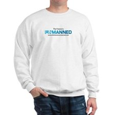 The Future is Unmanned Sweatshirt