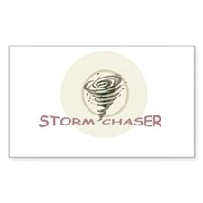 Storm Chaser Rectangle Decal