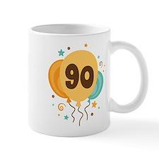 90th Birthday Party Mug