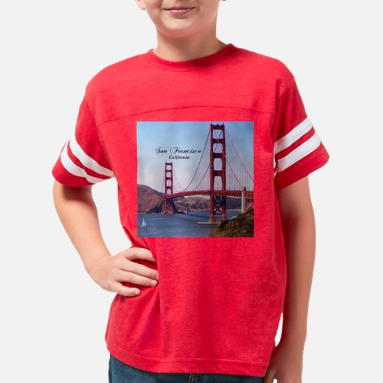 Unique Travel Youth Football Shirt