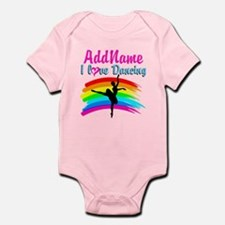 DANCING GIRL Infant Bodysuit