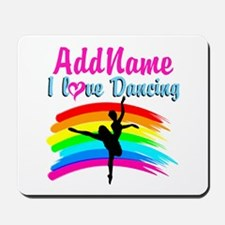 DANCING GIRL Mousepad