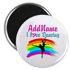 DANCING GIRL Magnet