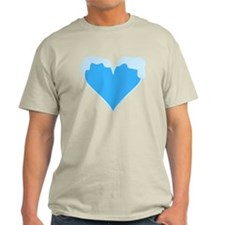 Snow Capped Heart T-Shirt
