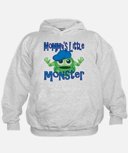 Boy Mommys Little Monster Hoodie