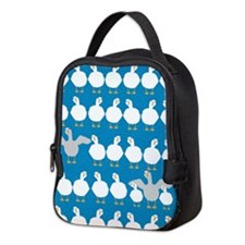 Goose Who Neoprene Lunch Bag