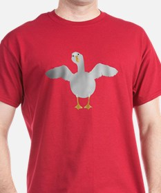 Goose Who T-Shirt