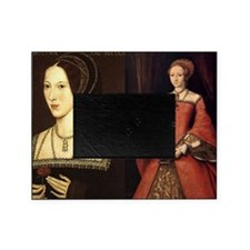 Anne and Elizabeth Picture Frame