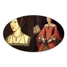 Anne and Elizabeth Decal
