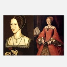 Anne and Elizabeth Postcards (Package of 8)