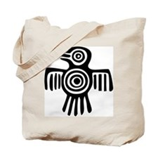 AbOriginalz Tribal Bird Tote Bag