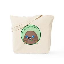 Sloth T Shirt Tote Bag