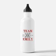 Team Emily Water Bottle