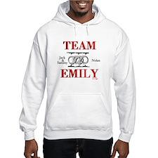 Team Emily Hoodie