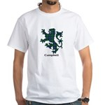 Lion - Campbell White T-Shirt