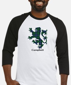 Lion - Campbell Baseball Jersey
