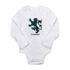 Lion - Campbell Long Sleeve Infant Bodysuit