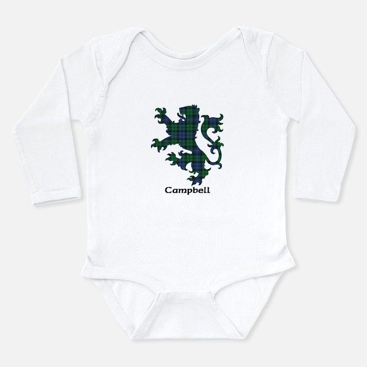 Lion - Campbell Onesie Romper Suit