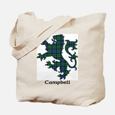 Lion - Campbell Tote Bag