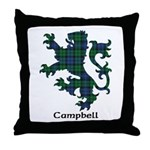 Lion - Campbell Throw Pillow