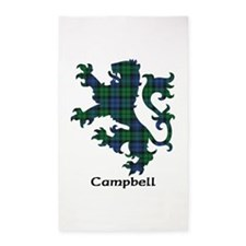 Lion - Campbell 3'x5' Area Rug