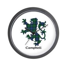 Lion - Campbell Wall Clock