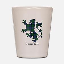 Lion - Campbell Shot Glass