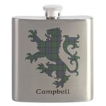 Lion - Campbell Flask