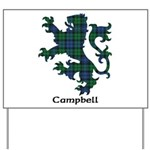 Lion - Campbell Yard Sign