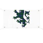 Lion - Campbell Banner