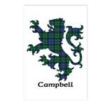 Lion - Campbell Postcards (Package of 8)