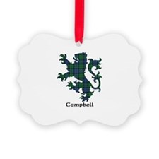 Lion - Campbell Ornament