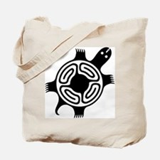AbOriginalz Tribal Turtle Tote Bag