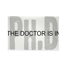 PhD The Doctor is In Magnets