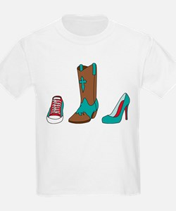 Sneaker Shoe And Boot T-Shirt