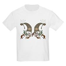 Kokopelli * Dance of the Geckos * - Kids T-Shirt