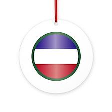 SSI - FORSCOM Ornament (Round)