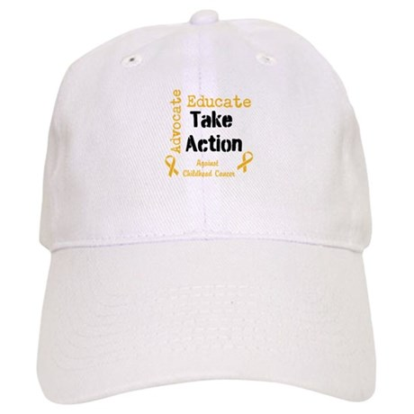 Take Action for the kids Baseball Cap