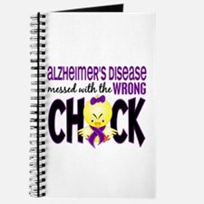 Alzheimer's Messed With Wrong Chick Journal
