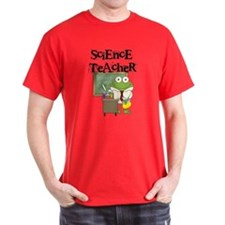 Frog Science Teacher T-Shirt