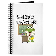 Frog Science Teacher Journal