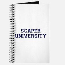 Scaper U Journal